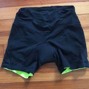 Lululemon Cycling shorts size 4